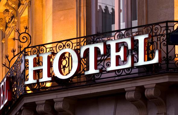 Udda hotell i Sverige